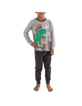 Pijama niño dinosaurio largo Tobogán