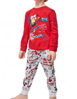 "Pijama niño Tobogán algodón ""The best"""