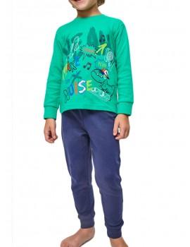Pijama Tobogán niño algodón