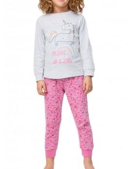 Pijama niña Unicornio Tobogán