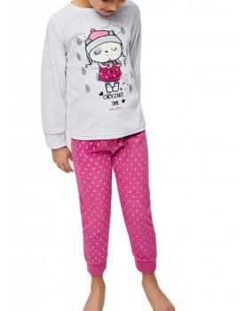 Pijama niña tondosado Tobogán.