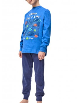 Pijama Game Warrior niño Tobogán