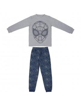 Pijama Spiderman niños algodón