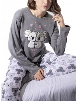 Pijama Admas mujer Koala