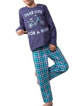 Pijama Admas niño bicicleta