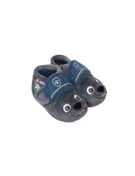 Botita zapatilla de casa bebé Garzón