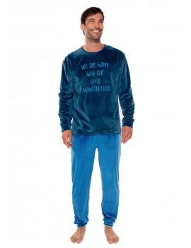 Pijama Muydemi Coralina Hombre