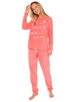 Pijama Muydemi Mujer Coralina Sweet