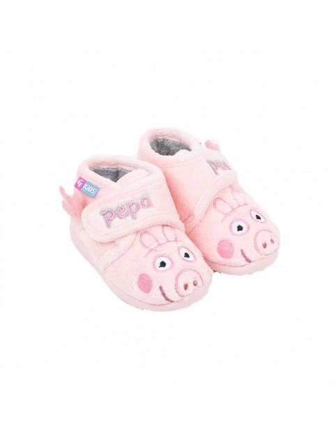 Zapatilla casa botita Garzón Peppa Pig