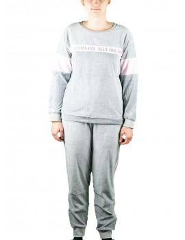 Pijama mujer terciopelo Blue Dreams