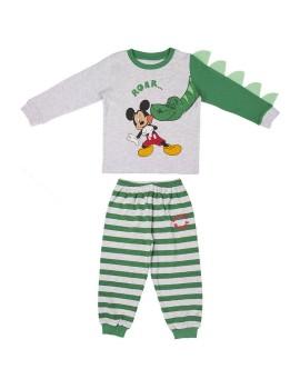 Pijama Mickey algodón niño