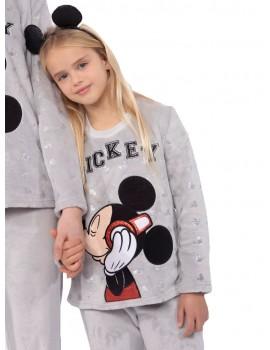 Pijama Niña Coralina Mickey Disney