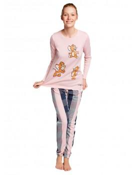 Pijama Gisela Mujer Tom y Jerry