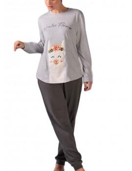 Pijama mujer Olympus  llama