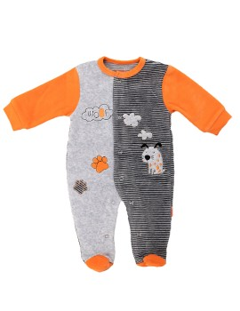 Pelele Bebé Baby-Bol Perro