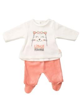 Conjunto Baby-Bol Bebé 2 Piezas Animalito
