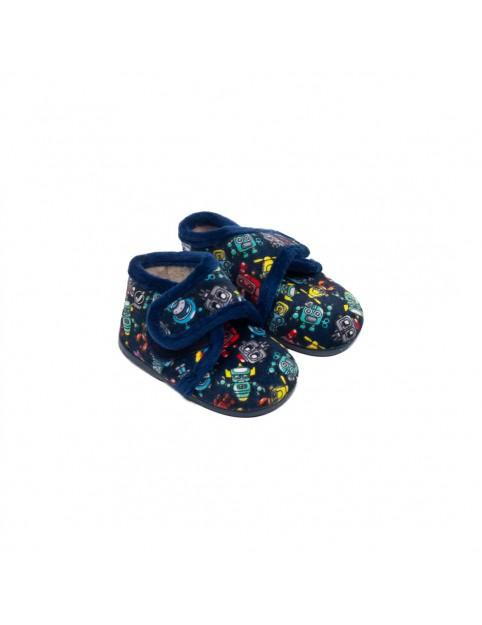 Zapatilla de casa botita niño Javer