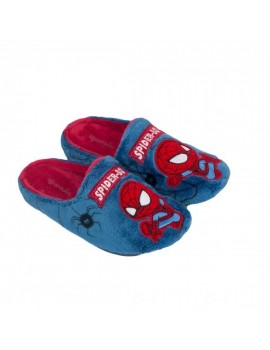 Zapatilla Spiderman Garzón para casa