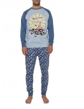 Pijama Hombre Sushi Muydemi