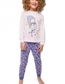 Pijama niña lunares Yatsi