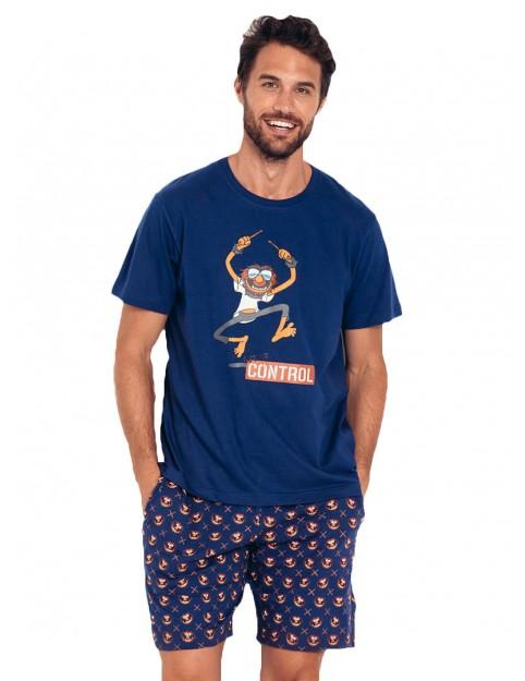 Pijama Hombre Disney Animal Verano Algodón