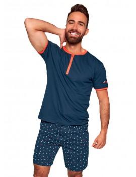 Pijama Hombre MuyDemi Verano Clásico