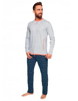 Pijama Hombre MuyDemi Verano Largo Clásico