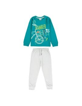 Pijama largo algodón Yatsi.