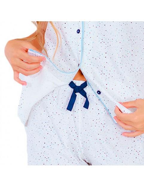 Pijama Marie Claire Mujer Abierto Verano