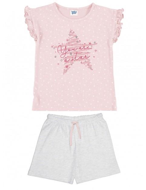Pijama Yatsi Niña Estrella Verano
