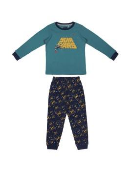 Pijama niños Star Wars algodón