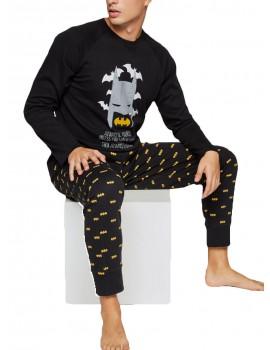 Pijama Batman Gisela Hombre Regalo