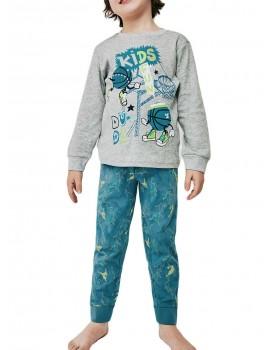 Pijama Tobogán niños fabricado en algodón