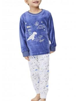Pijama niños Tobogán Dinosaurios.