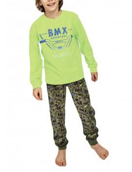 Pijama teciopelo niño Tobogán BMX