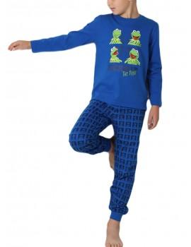 Pijama Disney Niño Rana Gustavo Invierno