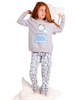 Pijama Niña Mr Wonderful Despertador