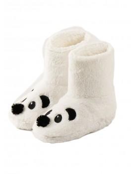 Zapatilla Admas Mujer Bota Oso Panda